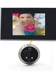 3.5 LCD-Digital-Video-120 Weitwinkel-Autotürspion Auge Türklingelkamera Guckloch Bewegungserkennung Nachtsicht