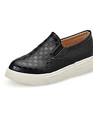 Women's Shoes  Platform Platform / Creepers / Comfort Loafers Outdoor Black / Blue