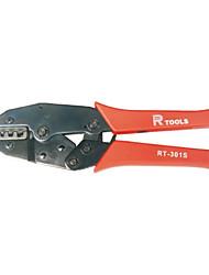 храповик обжимной инструмент RT-301-е Европейский рукав типа изолированный терминал плоскогубцы сетевой зажим
