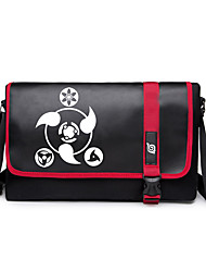 Bag Inspired by Naruto Naruto Uzumaki Anime Cosplay Accessories Bag Black Canvas Male / Female