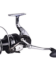 RS7000 All Metal Light Cup Long Casting Fishing Reel 4.9:1 12+1 Ball Bearings Spinning Reels Sea Fishing For Big Fish