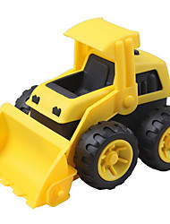 Children's toy car truck 1:48 back of alloy car model toy 1:55 excavators dump trucks (9PCS)
