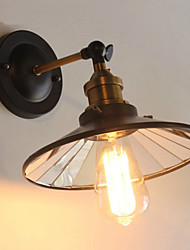 Lâmpadas de Parede,Tradicional/Clássico E26/E27 Metal