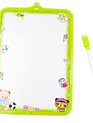Teaching Children's Writing Board, Giving the White Board Pen