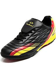 Voetbal Черный / Желтый / Красный Обувь Мужской Искусственная кожа