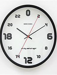 Simple wall clock 41