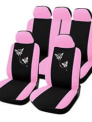 универсальный, пригодный для жизни автомобиль, грузовик, внедорожник, или чехол для сиденья ван полиэфирной автомобиля полный комплект