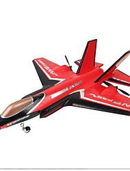 ws 9125 f35 espuma de 2 canais rc avião