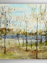 ручная роспись маслом пейзаж Осенний лес с растянутыми кадр 7 стены arts®