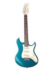 Guitarra Brilho Corda Instrumento Musical Case