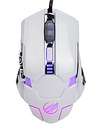 War Wolf 6D Wired Gaming Mouse 3200dpi Programable Backlit Breathing Light for LOL/CF/DOTA
