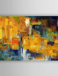 ручная роспись абстрактная картина маслом с растянутыми гром рамы 7 стены arts®