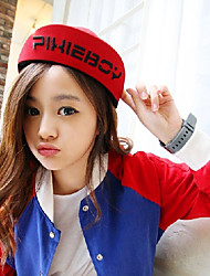 Unisex Wool Casual Baseball Letter embroidery Hip-hop Cool Cap