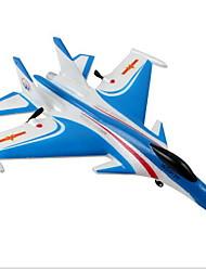 ws 9120 espuma de 2 canais rc avião