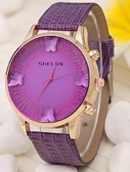 relógio de quartzo modelos femininos diamante relógio relógio cinto de borboleta forma do estudante de strass de quartzo das senhoras