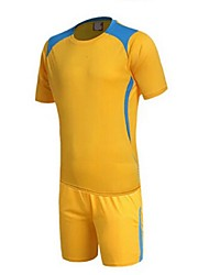 Others Men's Short Sleeve Soccer Clothing Sets/Suits Breathable / Quick Dry  / Leisure Sports / Football / Running