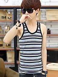 Men's Tank Tops Fashion Cotton Brand Sport Sleeveless Undershirts Male Bodybuilding Tank Tops Casual Summer Vest