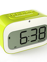 Mute Cute LED Multi-functional Alarm Clock