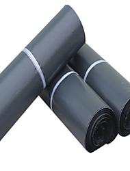 gris logística a prueba de agua bolsa de envasado (17 * 30 cm, 100 / paquete)