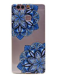 motif diagonal tpu couleur Matériau du téléphone logiciel pour huawei p9 / p9 Lite