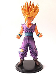 PVC Anime Dragon Ball Z Action Figures Master Stars Piece The Son Gohan Super Saiyan dragonball z figurine children toy