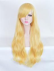 Capless Long High Quality Synthetic Body Wave Synthetic Wigs