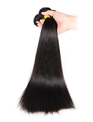 2017 Brazilian Virgin Hair Straight Hair Product Unprocessed 300G Human Hair Weave Brazilian Straight Hair