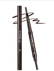 Продукты для бровей Воблер-пенсил Сухие Водонепроницаемый черный увядает / Серый с градиентом / Бежевый Лицо 1 1 Others