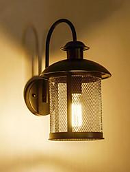LED Lampade a candela da parete,Rustico E26/E27 Metallo