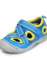 UOVO Baby Shoes Casual PU / Canvas Sandals / Fashion Sneakers Blue