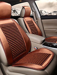 Wooden Car Seat Cover 1PCS Coffee