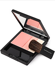 MFN® Three Color In One Peach Blush Palette With Brush