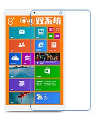 alto protector de pantalla transparente para la película protectora de la tableta de Teclast x80hd