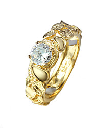 Wholesale lady durable daily band ring