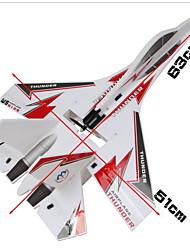 ws 9129 J16 espuma 6ch rc avião