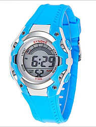 Kid's Digital Water-Resisstant Multi-Functional Sports Watch Cool Watches Unique Watches