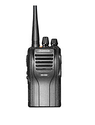 WOUXUN KG-833 UHF 4W/1W 400-470MHz IP55 Water-proof Handheld Two Way Radio