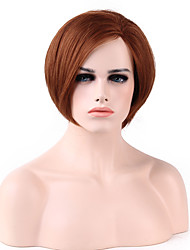 Fashion Lace Front   Bob Straight   Virgin Hair Lace Front Wig  9 Colors to Choose