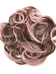 Wig Pink 5CM High-Temperature Wire Color Hair Ring Colour 2/30-FR01