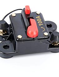 coche Universal Negro Audio Coche