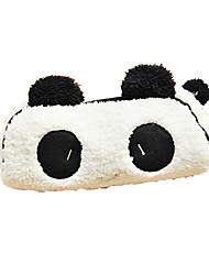 belle polyvalente de tissu panda portefeuille noir et blanc (1 pc)