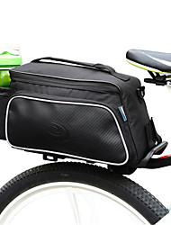 ROSWHEEL Bike Bag 10LBike Trunk Bags Panniers & Rack Trunk Waterproof Wearable Shockproof Bicycle Bag Cloth Polyester PVC TeryleneCycle