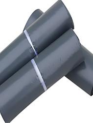 серый водонепроницаемый логистики упаковка мешок (32 * 43см, 100 / упаковка)