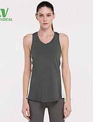 Running T-shirt / Tops Women's Quick Dry / Lightweight Materials / Sweat-wicking / Compression Running Sports Sports Wear