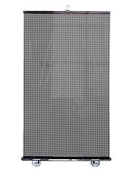 40 * 125 centímetros pontos retráteis anti-uv sol isolamento pára-sol