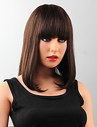 Spiffy Charming Natural Kinky Straight 9 Colors to Choose