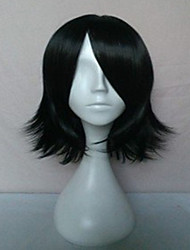 New Arrival Woman's Synthetic Hair Wigs Short Straight  Natural Animated Wigs Cosplay Wig Party Wigs 3 Colors