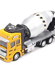 jouet voiture camion 01h48 retour des enfants de voiture excavatrices alliage voiture modèle de jouet 01:48 béton (9pcs)