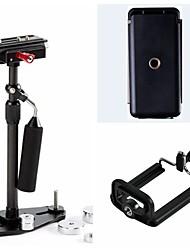 peuplier fibre de carbone nouvelle s-40 mini-trépied + téléphone + pince ipad