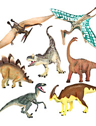 Solid Dinosaur Toy Model Of Six Low-Cost Promotional Spree